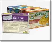 Annies Homegrown Creamy Deluxe packages