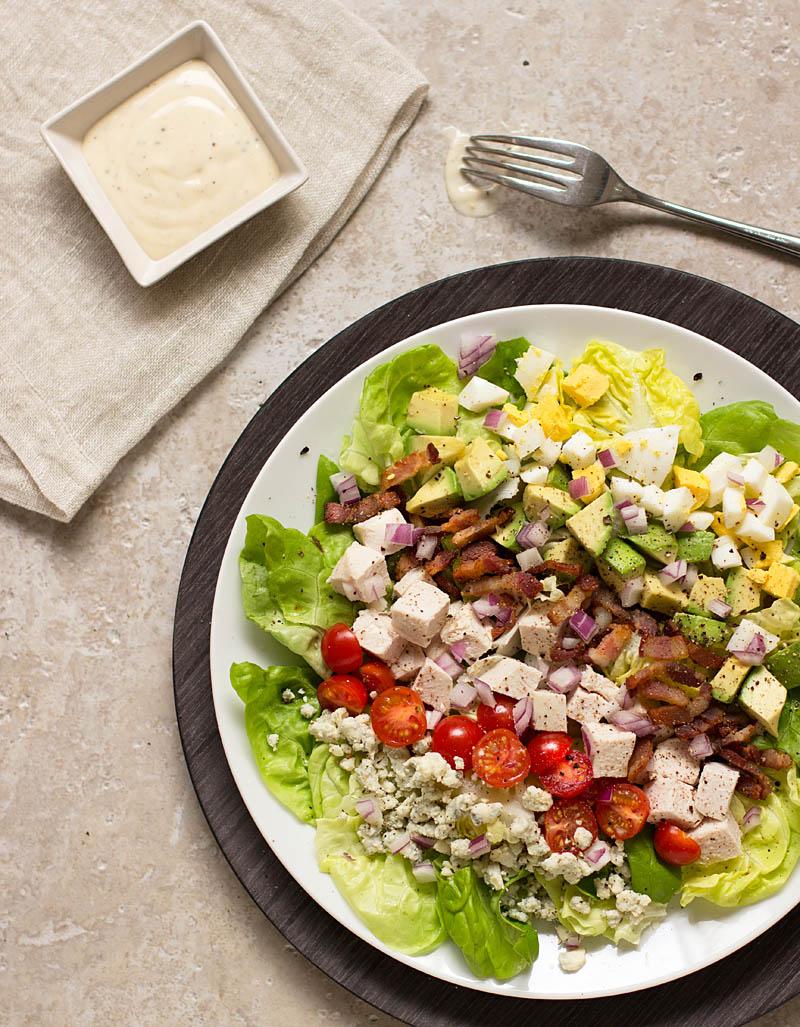 ... cobb salad classic cobb salad recipe key ingredient classic cobb salad