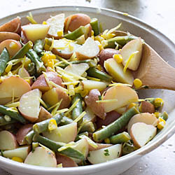 5 tips for terrific potato salad