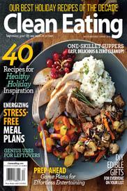Clean Eating Nov/Dec 2015 / JillHough.com